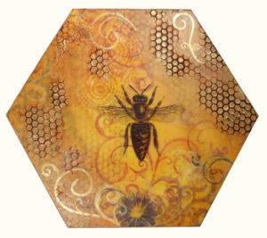 Golden Queen Bee